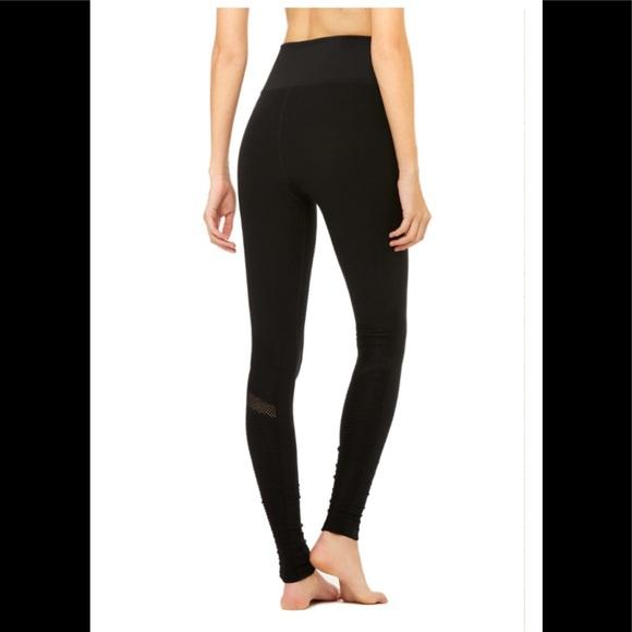 38ee93b2d0 ALO Yoga Pants | Highwaist Seamless Moto Legging Black | Poshmark